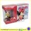 Mini Board books Set : Disney Minnie My Little Storybook Library With Figurine มินิบอร์ดบุ๊คส์ 6 เล่ม พร้อมมินิฟิกร์มินี่เมาส์ thumbnail 1