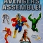 DK Ultimate Amazing Sticker Book : Marvel : Avengers : 50 Reusable เซตหนังสือสติกเกอร์ อเวนเจอร์ 4 เล่ม thumbnail 4