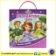 Disney Junior : Sofia the First : Carry-Along Book in Box เซตหนังสือ โซเฟีย เดอะเฟริสท์ thumbnail 1