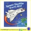 Busy Wheels : Space Shuttle Blasts Off ! : Peter Bently & Louise Conway นิทานภาพ กระสวยอวกาศ thumbnail 1