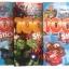 1000 Heroes Stickers & Activity 3 Books Collection : Disney Pixar Nikelodeon Paw Patrol Mavel Superheroes เซตหนังสือสติกเกอร์ เซต 3 เล่ม thumbnail 2