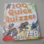 100 Quick Quizzes for ages 7-8 หนังสือความรู้ผ่านคำถาม สำหรับเด็ก 7-8 ปี thumbnail 4