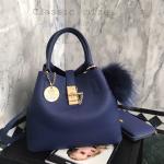 KEEP LALA BAG Classic สีใหม่ Royal Blue