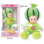 น้องแตงโม สีเขียว