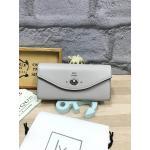 LYN Cherish Long Wallet 2017 สีเทา