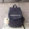 Kipling City Pack S Go Twist ลาย Stripe Quilt K1801479Q