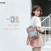 Himawari Canvas and Leather Backpack มีให้เลือกหลายลาย