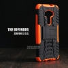 เคส Zenfone 3 (ZE552KL) 5.5 นิ้ว เคสบั๊มเปอร์ กันกระแทก Defender สีส้ม
