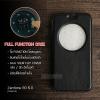 เคส Zenfone GO 5.0 (ZC500TG) เคสฝาพับหนัง PU / FULL FUNCTION มีช่องใส่บัตรและแถบแม่เหล็ก สีดำ