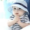 หมวกเด็กเล็ก 1-3 ปี สไตล์เกาหลี Happy Prince