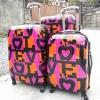 ฺHot Promotion Bagshopweb กระเป๋าเดินทาง ลายกราฟฟิกน่ารัก