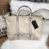 Zara Trf Leather Tote Bag สีขาว #รุ่นยอดนิยม #ใบใหญ่ทนคุ้มค่ะ