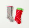 SK110••ถุงเท้าเด็ก•• Strawberry / แพคละ 2 คู่ (ข้อยาว)