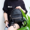 KEEP Leather mini backpack