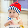 AP188••เซตหมวก+ผ้ากันเปื้อน•• / Big Dream [สีแดง]