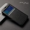 เคส Zenfone 3 Max ZC553TL (5.5 นิ้ว) เคสฝาพับหนัง PU แบบพิเศษ สีดำ