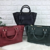 CHARLES & KEITH FRONT FLAP TRAPEZE BAG *มีถุงผ้า*