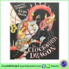Oxford : The Clockwork Dragon by Jonathan Emmett นิทานอ๊อกฟอร์ด มังกรไขลาน