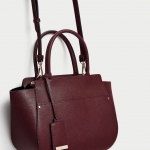 ZARA WOMEN TOPHANDDEL BAG 2017