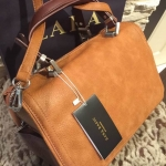 HOT PROMOTION-ZARA SQUARE BOWLING BAG