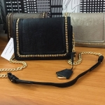 CHARLES & KEITH CHAIN DETAIL CROSSBODY BAG มี 3 สี