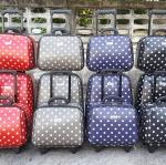 Set Travelbag With Wheel กระเป๋าเดินทางชุด set 3 ใบ