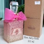 น้ำหอม Viva Juicy Rose perfume Counter brand แท้ ตัว Tester น้ำหอม Tester 100 ML