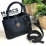 MARCS Woman Push Lock City Bag