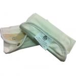 ผ้ากันเปื้อนหุ้มสายเป้อุ้มเด็กออร์แกนิค Ergobaby Organic Teething Pads