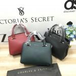 CHARLES & KEITH Basic City Bag 2017 Size M มี 3 สีให้เลือกค่ะ
