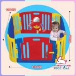 คอกกั้นเด็ก Edu Play รุ่น Baby Bear Zone