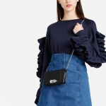 Charles & Keith Turn-Lock Wallet