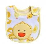 ผ้ากันเปื้อน Lastest Kids ลายลูกเจี๊ยบสีเหลือง