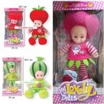 ตุ๊กตาผลไม้ร้องเพลงได้ My Lovely Fruit Dolls