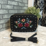 ALDO FLOWER CROSSBODY BAG