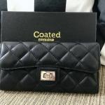 C lambskin flap purse New With Box พร้อมคลิปรัวิวสินค้าจริง
