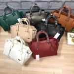 CHARLES & KEITH TRAPEZE BAG รุ่นหนังเรียบ *มีถุงผ้า*