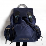Burberry Nylon Unisex Backpack 2017