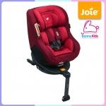 คาร์ซีท Joie รุ่น Car Seat Spin 360 Merlot แบรนด์จากอังกฤษ ใช้ได้ตั้งแต่แรกเกิด - 4 ปี สีแดง หมุนได้ 360 องศา ระบบ isofix