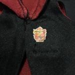เสื้อคลุมพ่อมด-แม่มด บ้านกริฟฟินดอร์ (แดง) ไซส์5 ***ลด-โลโก้ตีลังกา