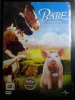 (DVD) Babe (1995) เบ๊บ หมูน้อยหัวใจเทวดา