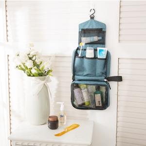 กระเป๋าใส่อุปกรณ์ห้องน้ำ ใส่อุปกรณ์อาบน้ำ แขวนได้ ขนาดกะทัดรัด แข็งแรง ทนทาน