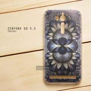 เคส Zenfone GO 5.5 นิ้ว (ZB552KL) เคสนิ่ม TPU พิมพ์ลาย แบบที่ 11