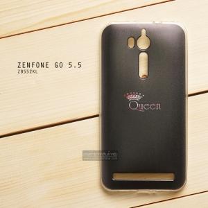 เคส Zenfone GO 5.5 นิ้ว (ZB552KL) เคสนิ่ม TPU พิมพ์ลาย แบบที่ 9