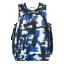 Ecosusi กระเป๋าสัมภาระคุณแม่ แบบเป้ มาพร้อมแผ่นรองเปลี่ยนผ้าอ้อม, สายคล้องรถเข็น, ช่องเก็บความร้อน-เย็น (Navy Patten) thumbnail 2