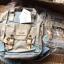 Himawari Canvas and Leather Backpack มีให้เลือกหลายลาย thumbnail 5