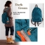 Anello Cotton Rucksack Colourful Collection thumbnail 2