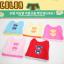 HT448••หมวกเด็ก•• / หมวกบีนนี่-หมีคู่ (สีเหลือง) thumbnail 5