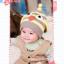 หมวกไหมพรมสำหรับเด็ก หมวกกันหนาวเด็กเล็ก ลายเพนกวิน (มี 6 สี) thumbnail 2