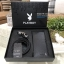 PLAYBOY Leather Belt & Wallet Limited Edition with Box thumbnail 1